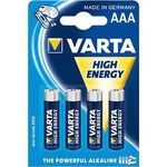 VARTA 1x4 High Energy Micro New (04903 121 414)