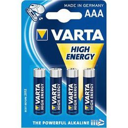 VARTA 1x4 High Energy Micro