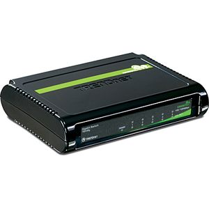 TRENDNET TEG-S5G 5-port Gigabit Green Switch (Plas (TEG-S5g)