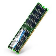 - Memory - 1 GB - DIMM 184-pin - DDR - 333