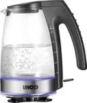 UNOLD 18590 Kettle Glass Design