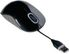 TARGUS Cord-Storing Mouse USB - Black/ Grey