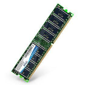 2GB KIT DDR 400MHz PC3200, 2x184 DIMM