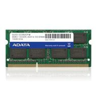 A-DATA DDR3 4GB SODIMM 1333MHz 204-pin (AD3S1333C4G9-B)
