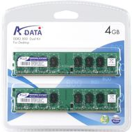 DDR2 800 2GB 128*8 CL6 RETAIL DUA