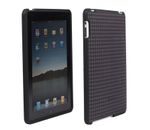 SPECK iPad Fitted Houndstooth Grey/ Black