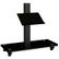 MULTIBRACKETS M Broschure Shelf Floorstand Black