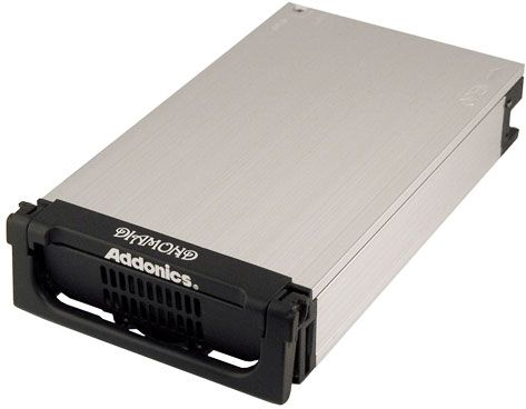 DIAMOND ENCLOSURE FOR IDE HARD DRIVE