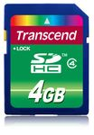 TRANSCEND 4GB Secure Digital- HC
