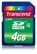TRANSCEND 4GB Secure Digital- HC (SD 2.0) Class 4 (Alt. TS4GSDHC4)