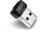 TRENDNET Wireless N 150Mbps USB Adapter Micro