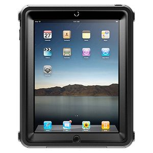 OTTERBOX APPLE IPAD DEFENDER BLACK FOC FOR APPLE PROMO ACCS (APL2-IPAD1-20-C4OTR)
