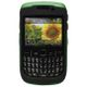 OTTERBOX BLACKBERRY 8500 COMMUTER CASE JADE GREEN/ BLACK ACCS