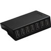 TARGUS 7-PORT USB DESKTOP HUB BLACK                            IN PERP (ACH115EU)