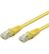WENTRONIC Patchkabel RJ45 CAT6 UTP Gul 3.0 m.