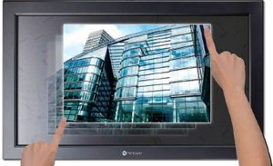 TFT Neovo 42'' TX-W42 Wide, Security screen with MultiTouch