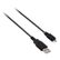 VIDEO SEVEN + CABLE USB 1M A TO MICRO-B BLACK USB 2.0 HI-SPEED M/M CABL