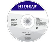 NETGEAR VPN Client 1 User-License - IPsec Encryption - compatible with Win 7