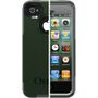 OTTERBOX Case/ Commuter f iPhone 4S Green PC/Grey