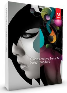 ADOBE CS6 ADOBE DESIGN STD V6 1 USER SW (65163488)