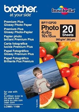 Brother Glossy Paper 10 x 15