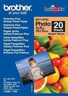 BROTHER Glossy Paper 10 x 15 (BP71GP20)