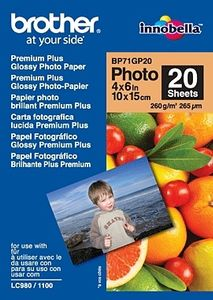 BROTHER Brother Glossy Paper 10