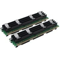 2GB kit 240-pin DIMM DDR2 PC2-5300 ECC CL=5 CT579442