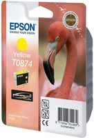 EPSON Ink Cart/ Yellow Stylus Photo R1900 (C13T08744020)