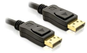 - DisplayPort cable - DisplayPort (M) - Dis