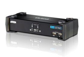 2 Port DVI-D KVMP with USB