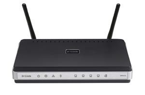 D-LINK Wireless N Broadband Router 11n 10/ 100Mbps WAN Port SPI Firewall With VPN Pass-through (DIR-615)
