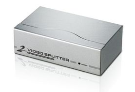 ATEN 2 Port Video Splitter, 250 MHz (VS92A-AT-G)