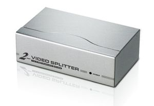 ATEN 2 Port Video Splitter,