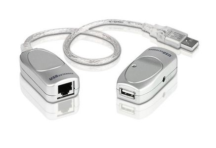 ATEN USB Extender, Local Unit (UCE60-AT)