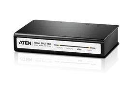 ATEN 2PORT 1:4 HDMI DISTRIBUTION AMPLIFIER (VS182)