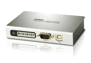 ATEN 4PT USB TO SER