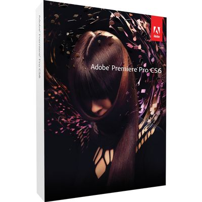 Adobe Premiere Pro CS6 - 6 - Multiple Platforms - International English - AOO License - 1 USER - 1+ - 0 Months