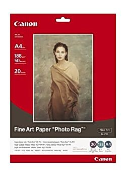 Papir Canon Fine Art Photo Rag A4 (20)