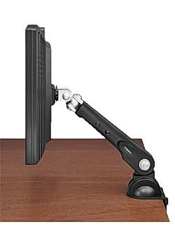 DELL ESD FLAT PANEL MONITOR ARM GRAPHITE OFFICE SUITES