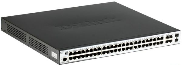 52-PORT LAYER2 MANAGED POE ACCESS SWICTH