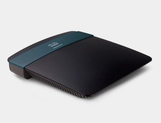 Dual-Band N600 Router with Gigab