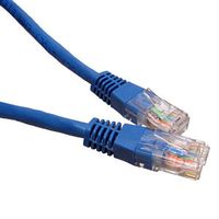 Hewlett Packard Enterprise 0.9M BLUE CAT6 STP CABLEDATA . (AF594A)
