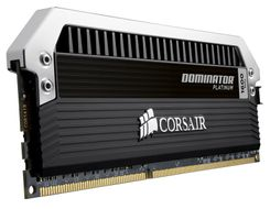 Dominator Quad DDR3 8GB Kit, 1600MHz, 2x240