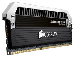 Dominator Quad DDR3 16GB Kit, 1866MHz, 4x240