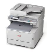 OKI MC362dn MFP color printer A4 22ppm color 24ppm sw