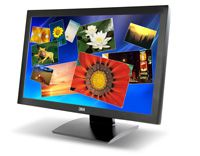 "21.5"" 3M/TELAC, MULTITOUCH M2167PW                          IN MNTR"