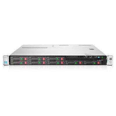 ProLiant DL360e Gen8 E5-2403 1P 4GB-R Hot Plug 8 SFF 460W PS Entry Server