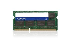 Adata SO DIMM DDR3 4GB Kit PC3-10666,  1333Hz, 2x200 DIMM