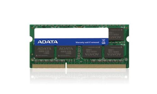 A-DATA ADATA Premier Series - Memory - 8 GB - SO DIMM 204 (AD3S1333W8G9-S)